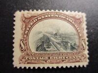 US #398 Mint Hinged - (W4) I Combine Shipping