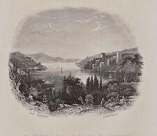 Original 1800-1899 Ansichten & Landkarten aus Türkei
