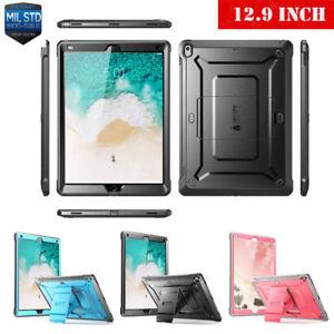 "SUPCASE iPad Pro 12.9"" 2017 Case, Unicorn Beetle PRO Heavy Duty Protective Cover"