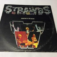 Strawbs 'Bursting At the Seams' Translucent Red Vinyl LP G+/VG Condition