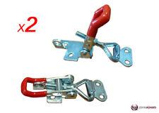 2 X OVER Centre FISSAGGIO MECCANISMO CHIUSURA piccolo con serratura