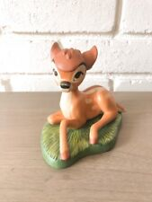 Walt Disney Classics Collection Bambi figurine- The Little Prince 2004