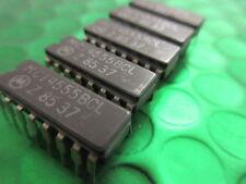 MC14555BCL, céramique ic, MC14555BCP, CD4555BE, décodeur, multiplexeur. X5 chips