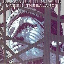 Jackson Browne Lives in the Balance CD NEW