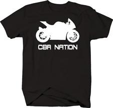 CBR Nation Sport Bike Racing T Shirt