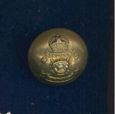ROYAL North West Mounted Police RNWMP KC 25 mm BRASS 1904-20