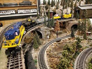 Lionel 0  #6-31976 Yukon Special Train Set, W/Alaska GP-7 Dual Motor Diesel C7