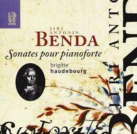 Jiri Antonin BENDA - Sonates Pour Pianoforte Nos. 1, 2, 3, 7, 8, 10 & 11 - CD
