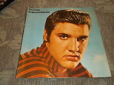 Elvis Presley: An Illustrated Biography 1979  Rare  Paperback