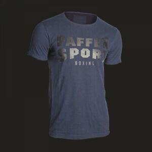 Paffen Sport Military T-Shirt, Trainingsshirt in S-XXL. Boxing, Kickboxen, MMA