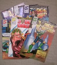 Judge Dredd comics