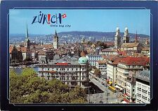 B31674 Zurich little big city   switzerland