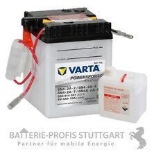 Varta Powersports batería de moto 004014001 6v 4ah 6n4-2a-7 incl. paquete de ácidos