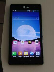 LG Optimus L9 P769 - 4GB - Black (T-Mobile) Smartphone - Clean IMEI *FREE SHIP*