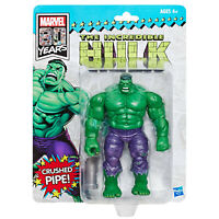 Retro Hulk SDCC 2019 Exclusive Marvel Legends 80th Anniversary Figur Hasbro