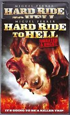 Hard Ride To Hell Unrated & Uncut DVD Movie Miguel Ferrer BRAND NEW