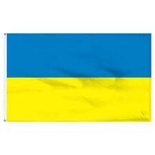 Ukraine Flag 3ft x 5ft Nylon
