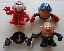 Mr Potato Head Marvel Mixable Mashable Collectors Set - Iron Man