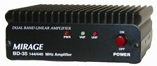 MIRAGE BD-35 4W IN 45/35W OUT 144/440 AMPLIFIER