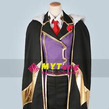 Code Geass Villetta Nu Cosplay Costume Suit Cloak M006