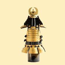 Samurai Age Wine Bottle Cover IEYASU TOKUGAWA Japanese Armor Design F/S