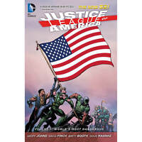 JUSTICE LEAGUE OF AMERICA VOL 01 HARDCOVER WORLD'S MOST DANGEROUS NEW 52! #S1