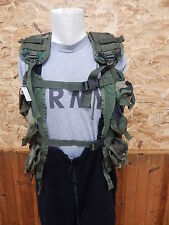 US Military Issue Woodland Tactical Load Bearing Vest LBV