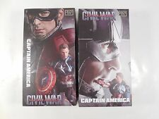 COMPLETE CRAZY TOYS MARVEL UNIVERSE CIVIL WAR CAPTAIN AMERICA STEVE ROGERS W/BOX