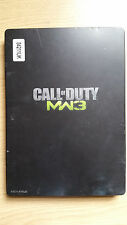Call of Duty MW3 - Modern Warfare 3 - xBox 360 STEEL BOOK EDITION - Collectors