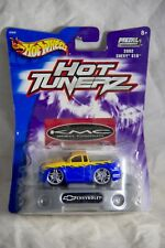 Hot Wheels Hot Tunerz 2002 Chevy S10 KMC Metal Collection