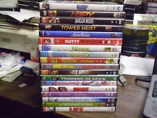 (20) Eddie Murphy Comedy DVD Lot: Tower Heist 48 Hrs Trading Places Norbit  MORE