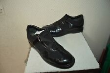 CHAUSSURE  CUIR SONIA RYKIEL  TAILLE 39,5 LEATHER SHOES/ZAPATO/SCARPA