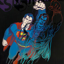 Superman (mitos) 1981 por Andy Warhol-Cartel Pared Arte
