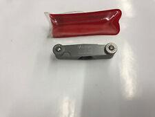Mitutoyo 186 105 Rg S3 Radius Gage In Box Withetchings On Tool Shelf H3