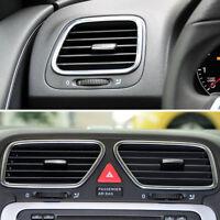 KE_ KF_ Simple Car Air Vent Outlet Wind Grille Adjust Toggle Pad for VW Sciroc