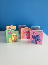 My Little Pony Hardcover Mini-Books 2012 Lot Of 6