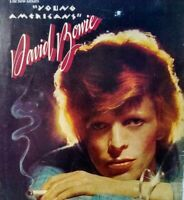 David Bowie Young Americans Original RCA MainMan Magazine AD 1975 Leslie West