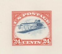 USPS INTAGLIO PRINT OF SCOTT C3a - 1918 24c INVERTED JENNY  **FREE SHIPPING**