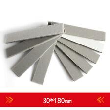 30x180mm Wet & Dry Sandpaper Sponge Sanding Sheets 300~3000 Grit Assorted Wood