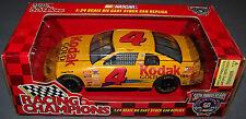 1998 Racing Champions 1:24 BOBBY HAMILTON #4 Kodak Gold Chevrolet Monte Carlo