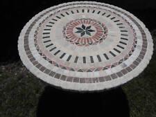 tavolo in marmo diam.cm 90 (solo il piano)