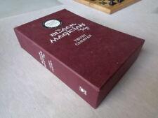 Black Magician Omnibus - Trudi Canavan - super-limited slipcase edition - signed