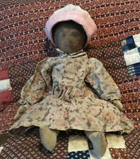 Antique Babyland Rag Doll