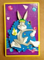 2 Vintage Looney Tunes Light Switch Plate Cover Bugs Bunny 1994 Warner Brothers