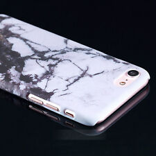 Stylish Cool Granite Marble Stone Effect Hard Case Cover For iPhone 7 6 6S Plus
