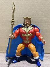 MOTU King Randor Masters of the Universe He-man MOTU Vintage Complete