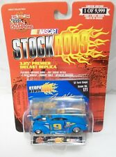 RARE RACING CHAMPIONS STOCK RODS 1/64 JERRY NADEAU 1937 FORD COUPE 1999 DIECAST