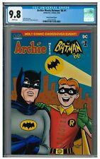Archie Meets Batman '66 #1 (2018) Dan Parent Variant CGC 9.8 AA585