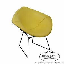 Bertoia Yellow Diamond Lounge Chair by Knoll
