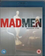 Mad Men - Season 5 - Complete (triple Blu-ray set)